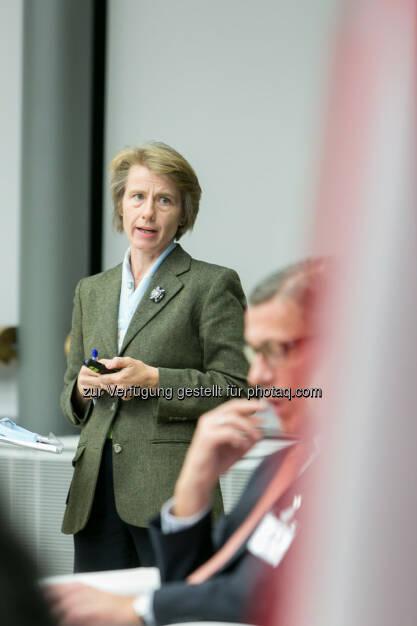 Susanne Kalss, Institut für Zivil- und Unternehmensrecht, WU Wien, © Martina Draper für das Aktienforum (30.10.2013)