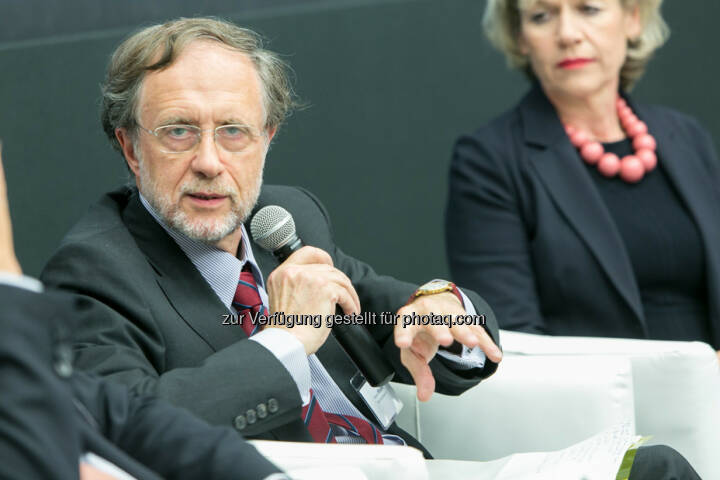 Friedrich Rödler, Vorsitzender des AR, Erste Group Bank AG, Viktoria Kickinger, Geschäftsführende Gesellschafterin, Inara, GmbH
