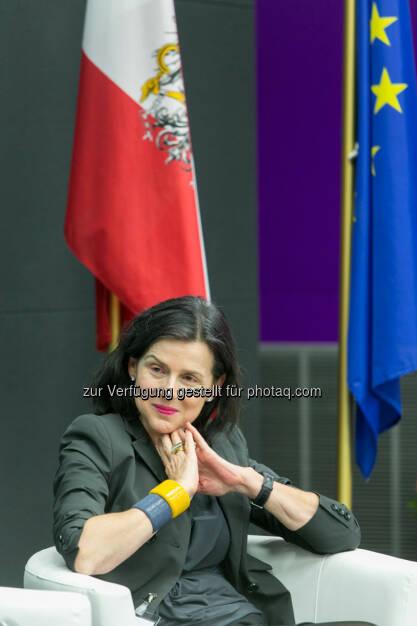 Brigitta Schwarzer, GrECo International AG, © Martina Draper für das Aktienforum (30.10.2013)