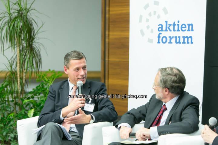 Christian Pilnacek, Sektionschef für Strafrecht, BM für Justiz, Friedrich Rödler, Vorsitzender des AR, Erste Group Bank AG