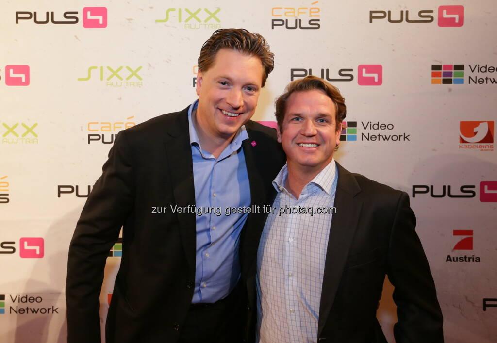 Michael Stix & Armin Pichler(NÖM) (Bild; Conny de Beauclair) (31.10.2013)