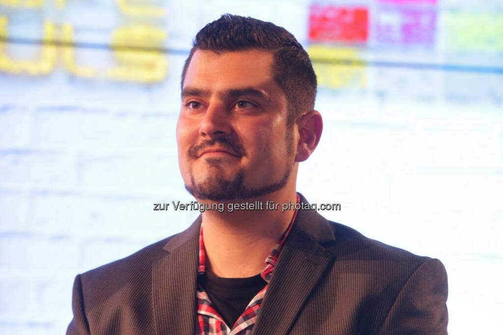 Patrick Dainese, Marktguru Gründer, CEO Visivo Consulting GmbH (Bild: Conny de Beauclair) (01.11.2013)