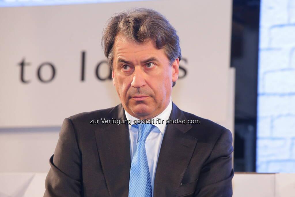 Stefan Pierer, KTM Cross Industries AG Gründer (Bild: Conny de Beauclair) (01.11.2013)