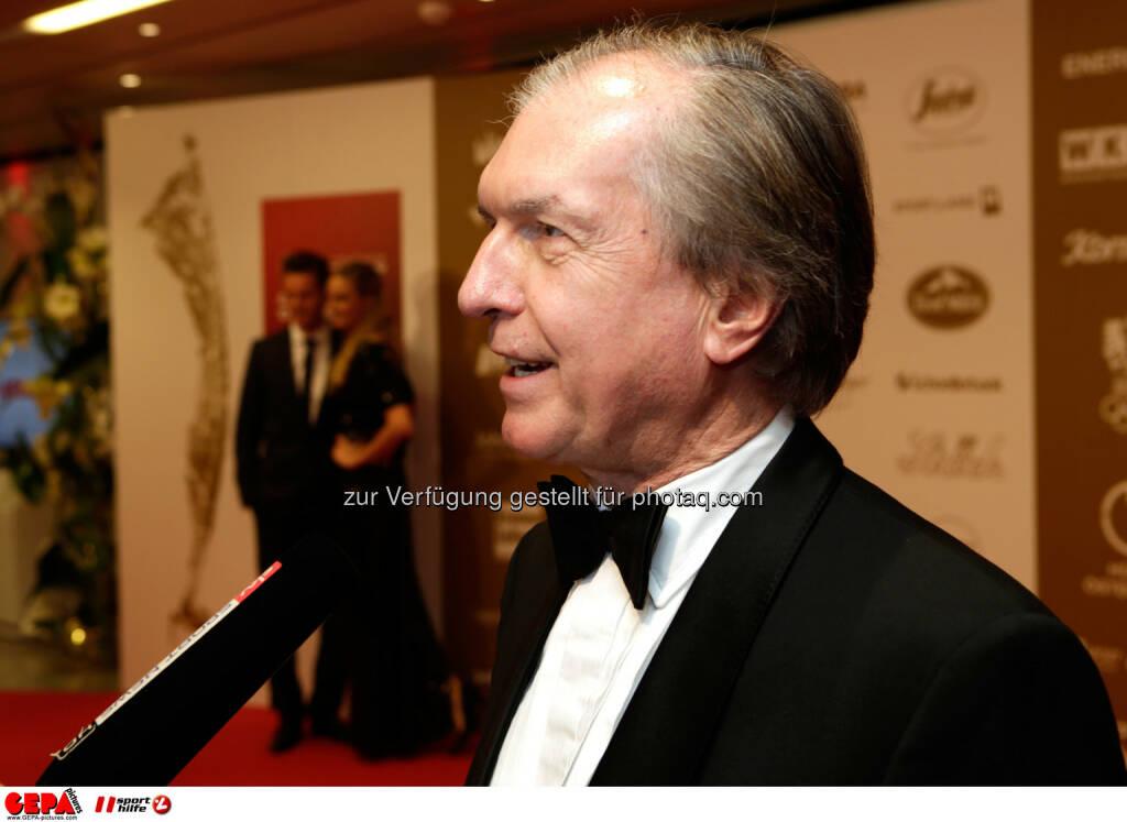 Vorstand Friedrich Stickler (Lotterien). Foto: GEPA pictures/ Walter Luger (02.11.2013)