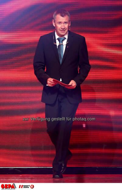 Nordischer Direktor Ernst Vettori (OESV). Foto: GEPA pictures/ Christian Walgram (02.11.2013)