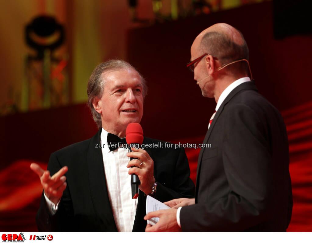 Friedrich Stickler (Oesterreichische Lotterien). Foto: GEPA pictures/ Markus Oberlaender (02.11.2013)