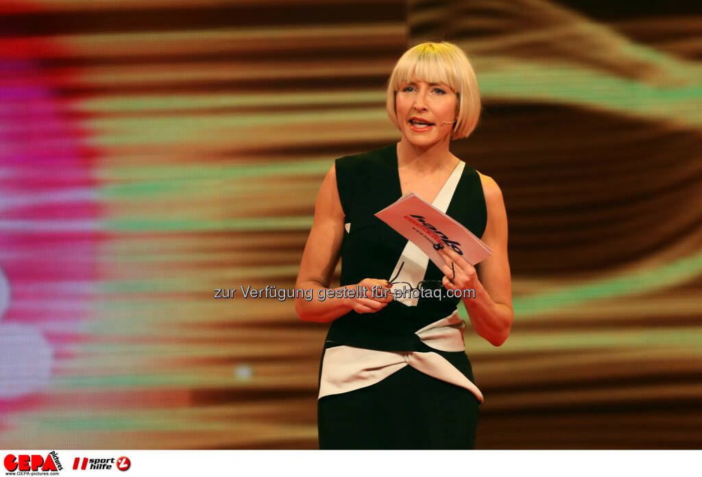 Heather Mills. Foto: GEPA pictures/ Christian Walgram (02.11.2013)