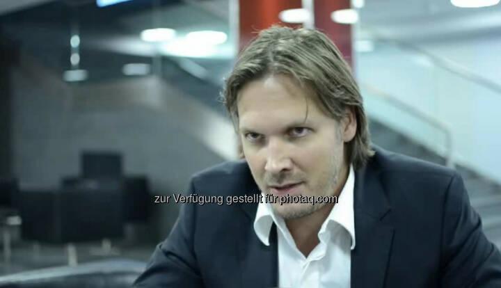 Markus Wagner, CEO, i5invest Das Schönste ist, wenn Menschen bei der Arbeit an einem Unternehmen Spaß haben und das Unternehmen langsam zu funktionieren beginnt. Mit nur 21 Jahren gründete Markus Wagner  bereits seine erste Firma, heute ist er CEO bei i5invest. Dort hilft er  Startups bei der Firmengründung und der Marktpositionierung. Das Video (5:56min.) dazu unter: http://www.whatchado.net/videos/markus_wagner