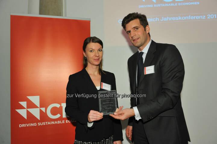 Clemens Billek, conwert - CDP Österreich Jahreskonferenz 2013