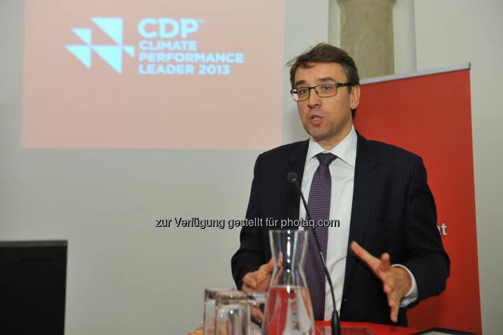 Harald Hagenauer, Post - CDP Österreich Jahreskonferenz 2013