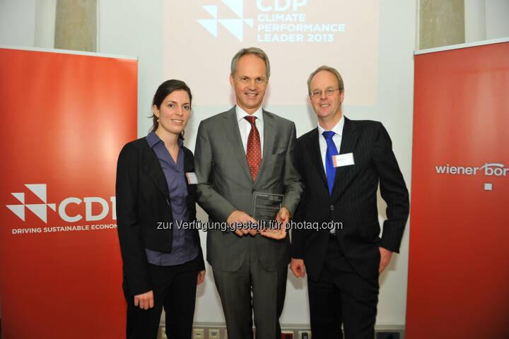 Martin Grüll, RBI, CDP Österreich Jahreskonferenz 2013