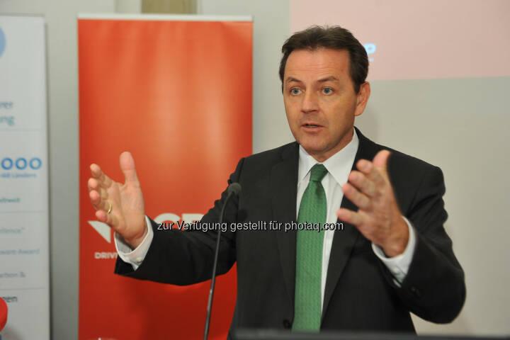 CDP Österreich Jahreskonferenz 2013