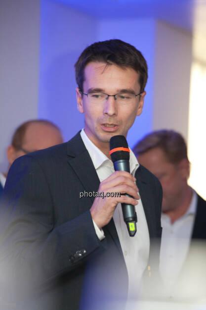Stefan Stöckl, Geschäftsführer Ressel Antriebstechnik GmbH, © finanzmarktfoto.at/Michi Mejta (13.11.2013)