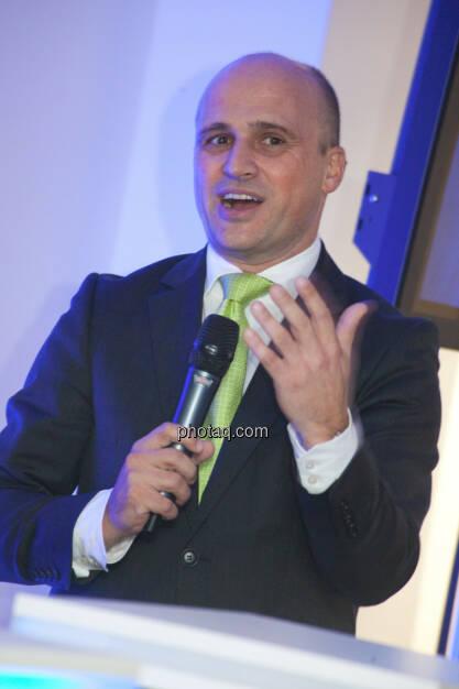 Bernhard Sagmeister, Geschäftsführer AWS, © finanzmarktfoto.at/Michi Mejta (13.11.2013)