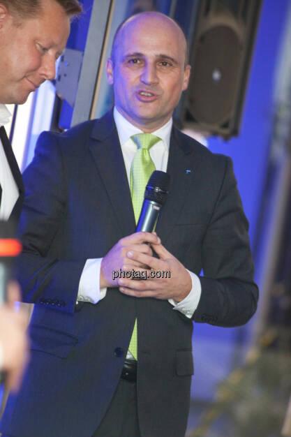 Herbert Gartner, Business Angel, Bernhard Sagmeister, Geschäftsführer AWS, © finanzmarktfoto.at/Michi Mejta (13.11.2013)