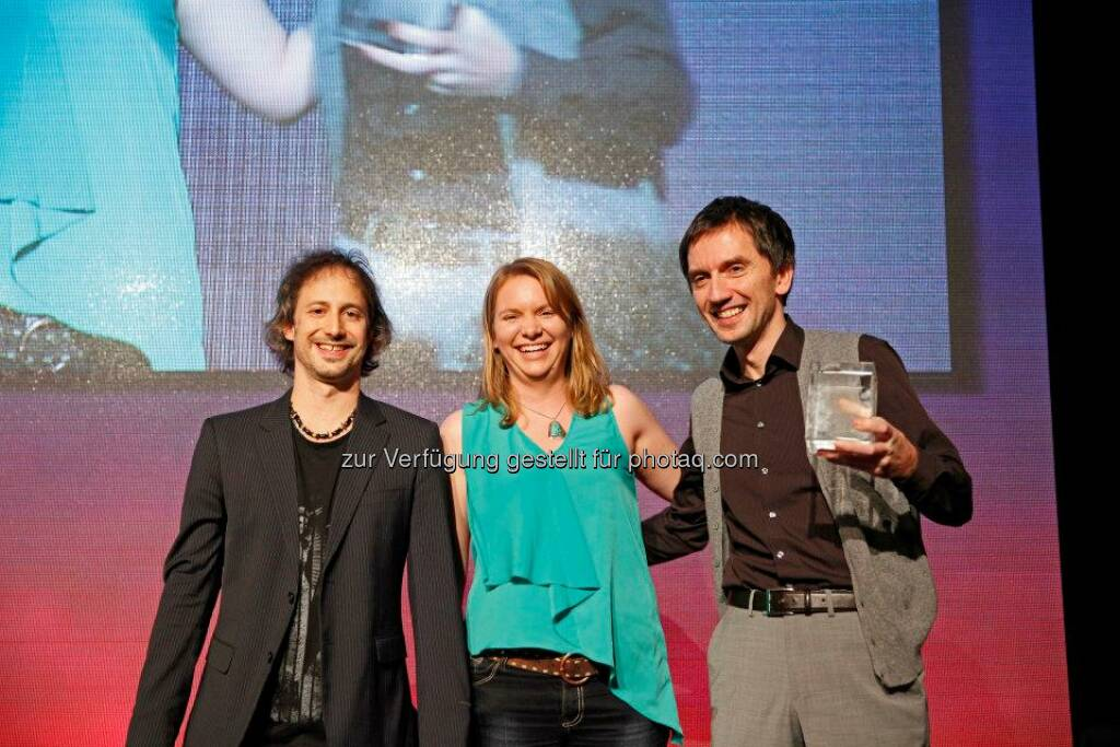 Der Content Award fürs beste Game ging an Blek, © ZIT, www.contentaward.at , www.zit.co.at (15.11.2013)