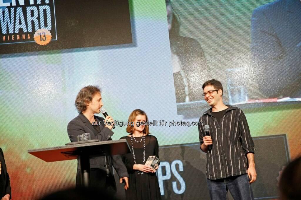 Tagtool erhielt den Content Award für die beste App, © ZIT, www.contentaward.at , www.zit.co.at (15.11.2013)