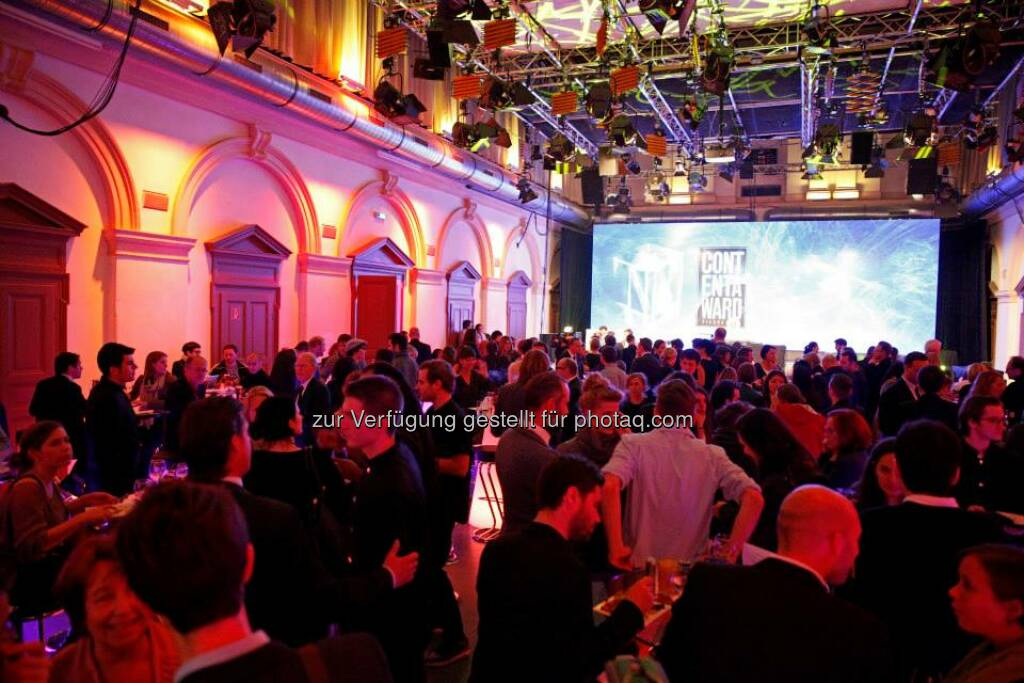 Content Award Night 2013, © ZIT, www.contentaward.at , www.zit.co.at (15.11.2013)