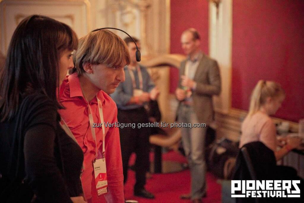 Pioneers Festival 2013 © Christoph Kerschbaum/pioneers.io, © pioneers.io (15.11.2013)