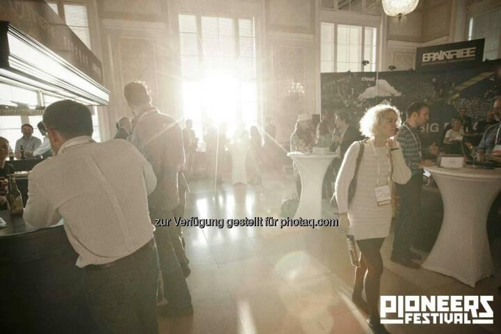 Pioneers Festival 2013 © Marcel Köhler/pioneers.io