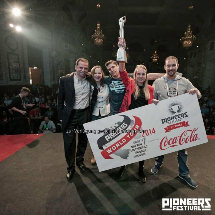 Pioneers Festival 2013 © Christoph Kerschbaum/pioneers.io