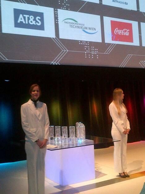 Die börsenotierte AT&S sponsert den futurezone-Award (16.11.2013)