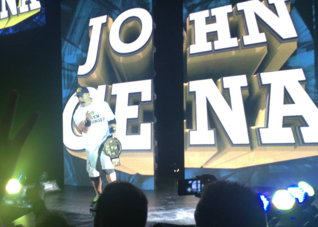 Champion John Cena (17.11.2013)
