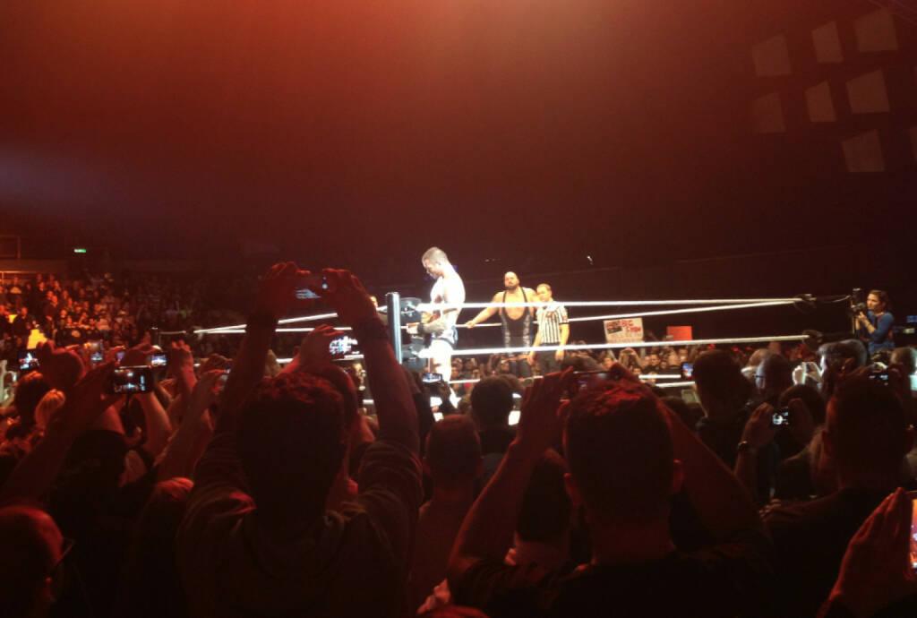 Randy Orton, The Big Show (17.11.2013)
