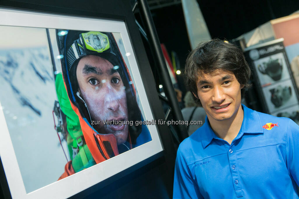 David Lama, Photo + Adventure, © Martina Draper für Photo + Adventure (20.11.2013)