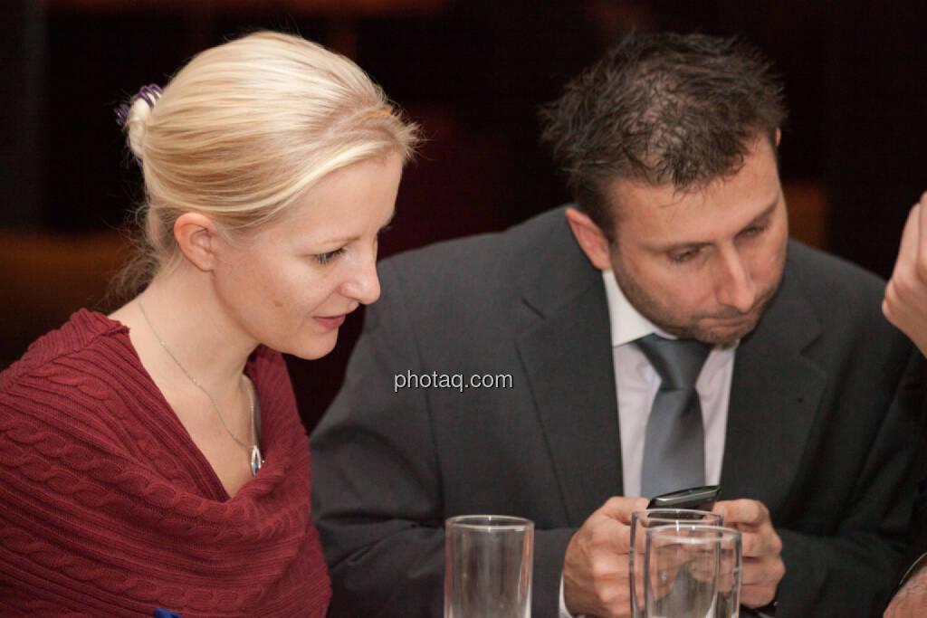 Kathrin Rauscher (Ecker & Partner), Brunel Account Manager, © Michaela Mejta für Brunel (20.11.2013)