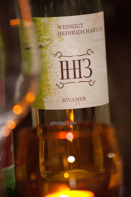 1. Brunel Achterl, Weinflasche, HH3, © Michaela Mejta für Brunel (20.11.2013)