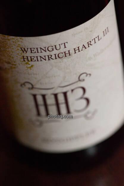 1. Brunel Achterl, Weinflasche, Etikett, HH3, © Michaela Mejta für Brunel (20.11.2013)