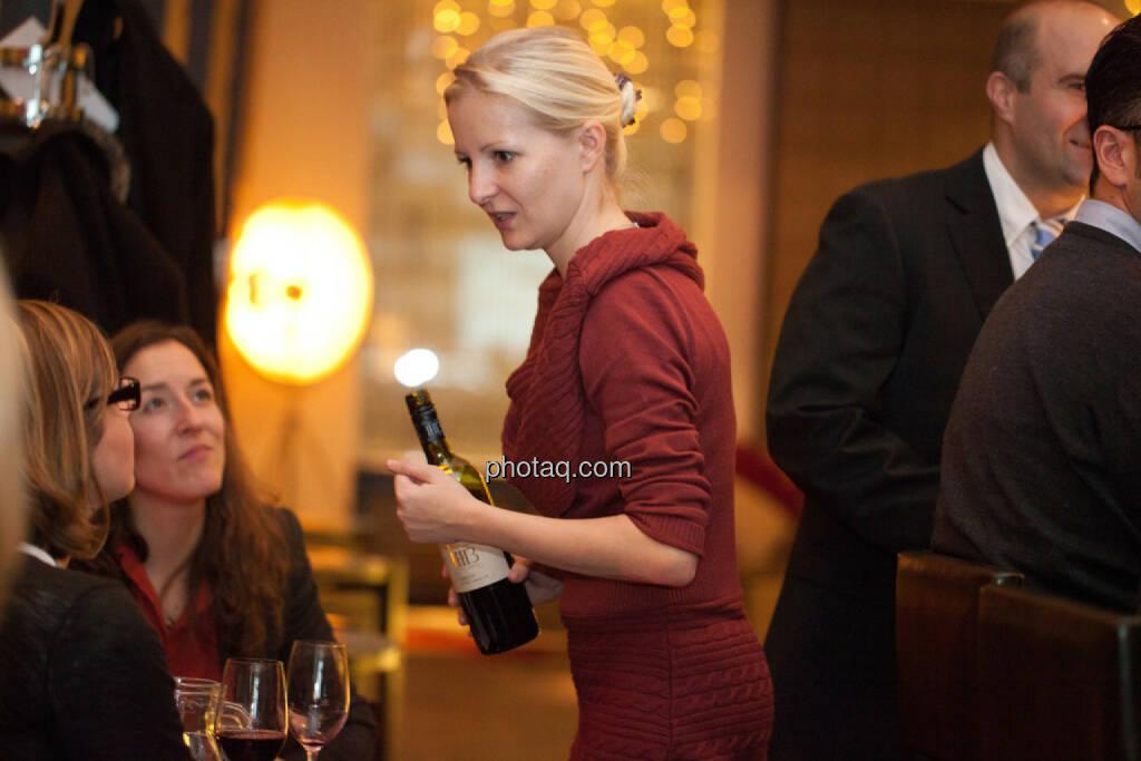 Kathrin Rauscher (Ecker & Partner), © Michaela Mejta für Brunel (20.11.2013)