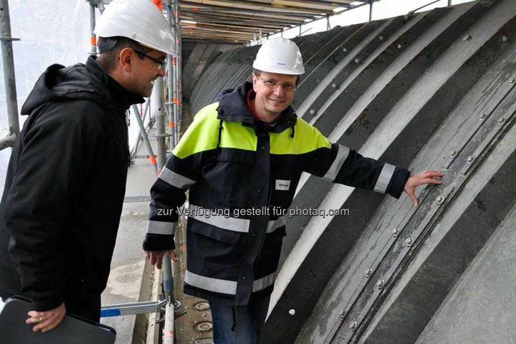 Verbund: Das kleine, feine Stadtkraftwerk Nußdorf am Donaukanal erhält dieser Tage eine Großrevision, die notwendig, aber nicht so ganz einfach ist. http://goo.gl/bNj6fN (20.11.2013)