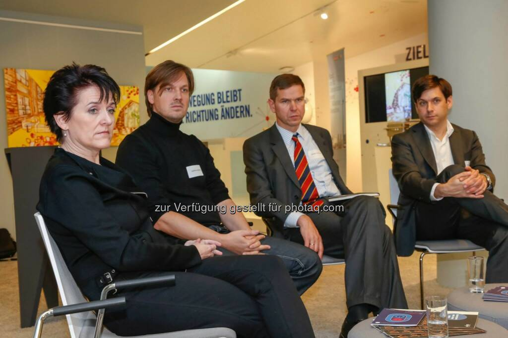 u.a. Markus Wagner bei Business Angel Days 2013 ©w.henisch  (20.11.2013)