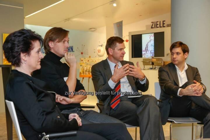 u.a. Markus Wagner bei Business Angel Days 2013 ©w.henisch