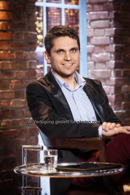 Michael Altrichter - Business Angel (Bild: Gerry Frank) (21.11.2013)