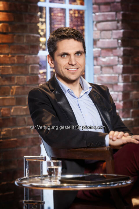 Michael Altrichter - Business Angel (Bild: Gerry Frank)