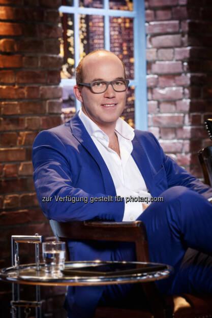 Oliver Holle - Business Angel (Bild: Gerry Frank) (21.11.2013)