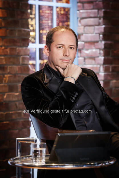 Daniel Mattes - Business Angel (Bild: Gerry Frank) (21.11.2013)