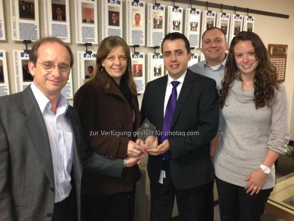 Die brasilianische voestalpine Gesellschaft Villares Metals erhielt kürzlich die Auszeichnung als Premium Supplier von Eaton. Lesen Sie mehr: http://bit.ly/IhNSp3 (21.11.2013)