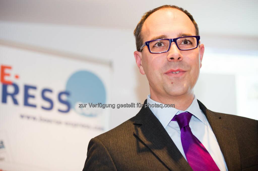 Andreas Novotny (Wertpapierspezialist Wienwert), © BE/Franz Reiterer (21.11.2013)