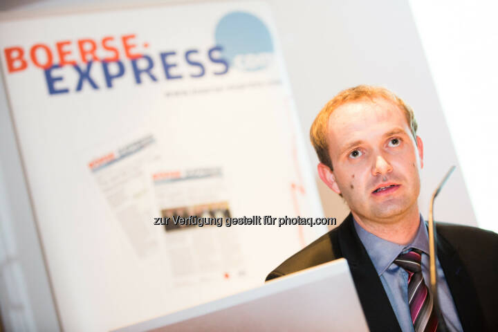 Hannes Haider (Investor Relations Agrana)