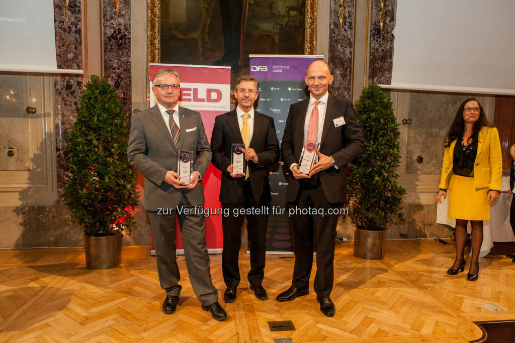 Dachfonds Award 2013/Geld Magazin, © Manfred Burger  (21.11.2013)
