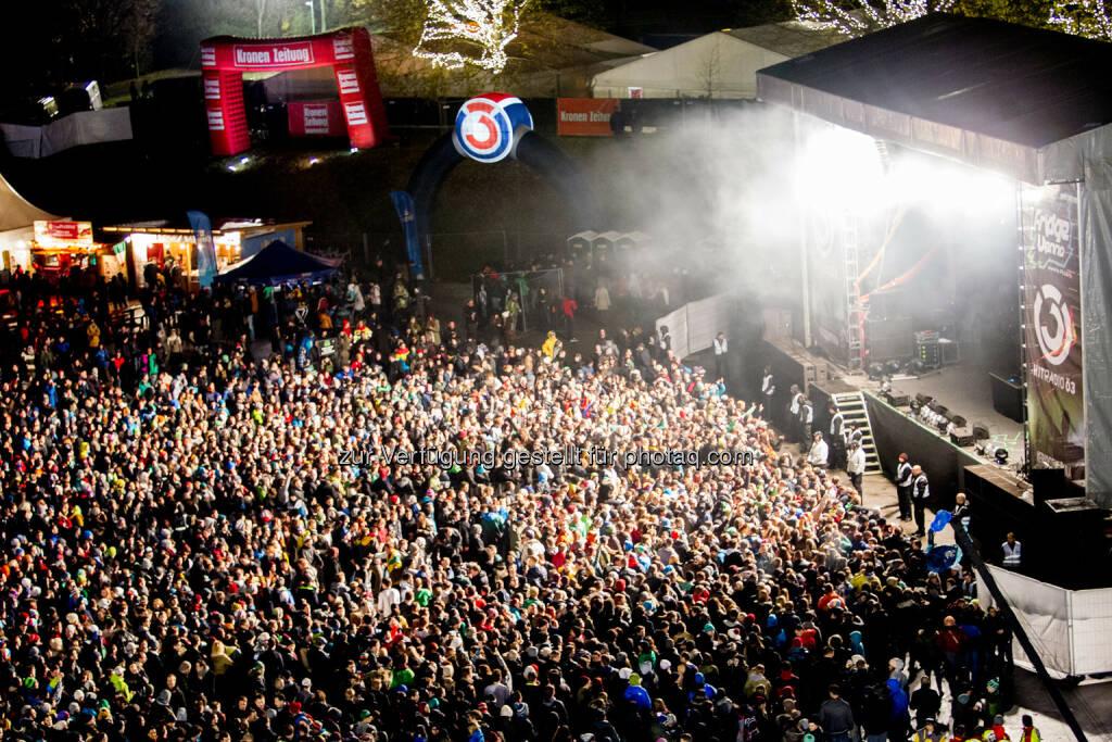 Partycrowd (Bild: Fridge Vienna / Sándor Csudai) (24.11.2013)