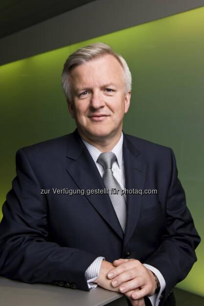 Rudolf Kemler ist seit 1.11. Chef der Staatsholding ÖIAG (c) ÖIAG (15.12.2012)