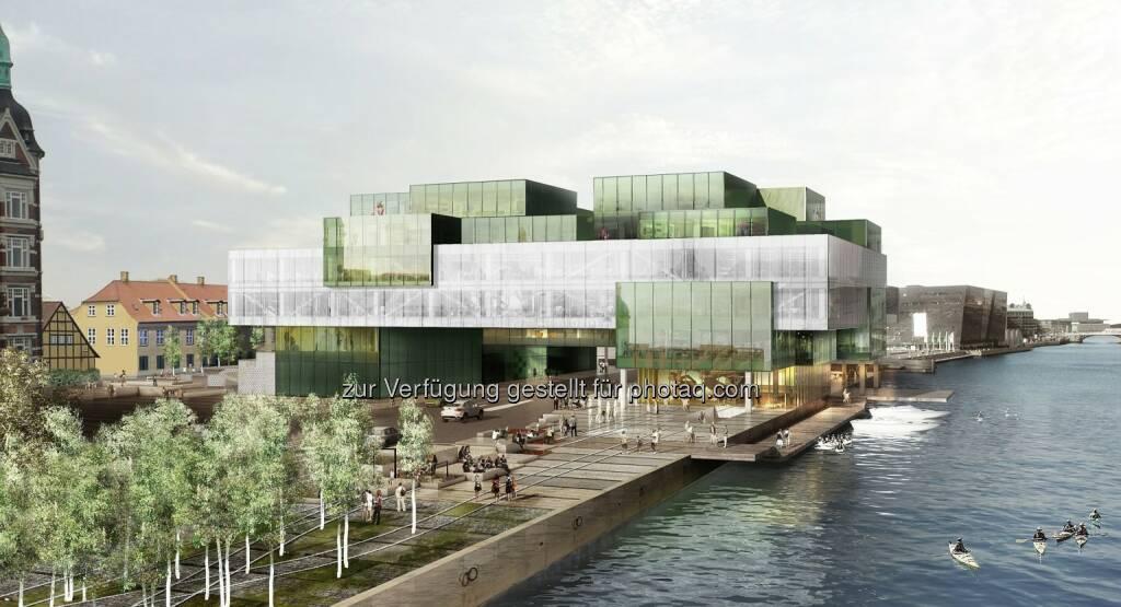 """Strabag: Züblin A/S, eine dänische Gesellschaft des europäischen börsenotierten Baukonzerns Strabag SE, hat den Bauauftrag für das sogenannte """"Bryghus"""" – ein sechsgeschossiges Multifunktionsgebäude auf einem ehemaligen Brauereigelände am Kopenhagener Hafen – erhalten. Der entsprechende Generalunternehmervertrag über eine Auftragssumme von rund € 140 Mio. ist unterzeichnet. Auftraggeberin ist die dänische Projektentwicklungsgesellschaft Realdania Byg A/S. Für den Strabag-Konzern ist es nach der Realisierung verschiedener Infrastrukturbauten der erste Hochbau-Auftrag einer solchen Größenordnung in Dänemark (c) Aussendung (25.11.2013)"""