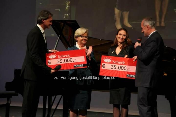 25 Jahre Agrana: Benefizkonzert mit Rudolf Buchbinder, in Kooperation mit dem Theater an der Wien