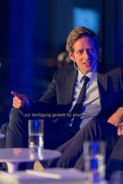 Jan Krainer, SPÖ-Bereichssprecher für Budget und Finanzen, SPÖ, © Martina Draper für Immofinanz (26.11.2013)