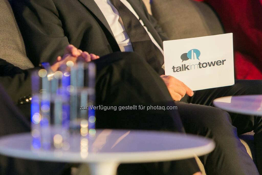 Talk im Tower , © Martina Draper für Immofinanz (26.11.2013)